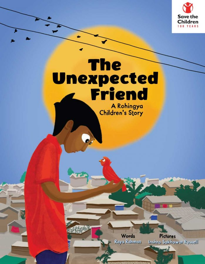 The Unexpected Friend – A Rohingya Children's Story