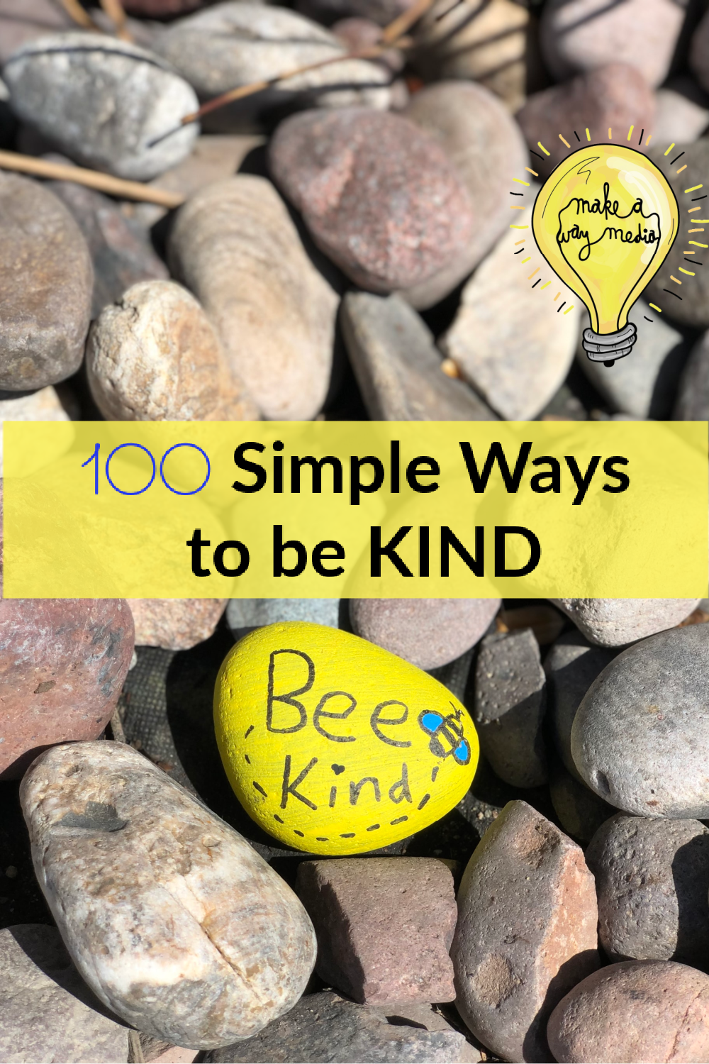 Ways to be Kind