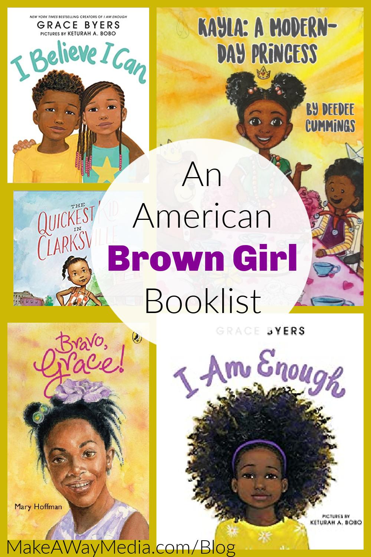 American Brown Girl Booklist