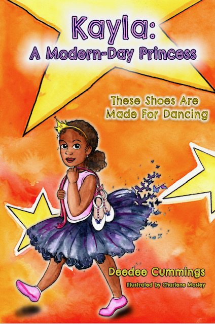 Kayla: A Modern-Day Princess: These Shoes Are Made For Dancing